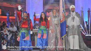 2017-01-22 Media Fiesta PROCLAMACION y DESFILE DE HONOR 003