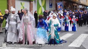 2017-01-22 Media Fiesta PROCLAMACION y DESFILE DE HONOR 008