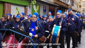 2017-01-22 Media Fiesta PROCLAMACION y DESFILE DE HONOR 011
