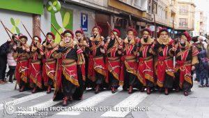 2017-01-22 Media Fiesta PROCLAMACION y DESFILE DE HONOR 013